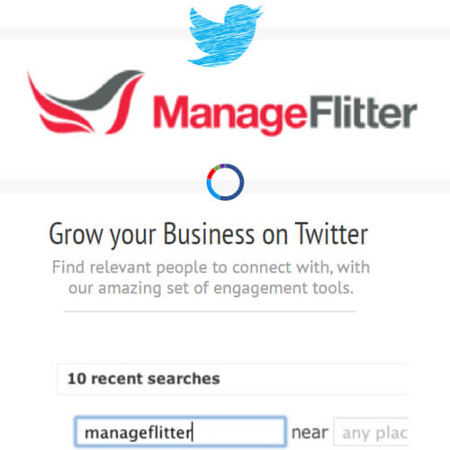Twitter Anaytics Tool Follow Tracker Manage Flitter