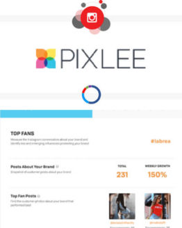 Pixlee Instagram Analytics