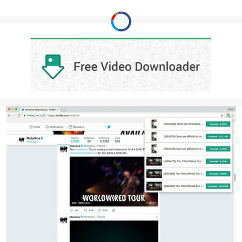 social media video downloader