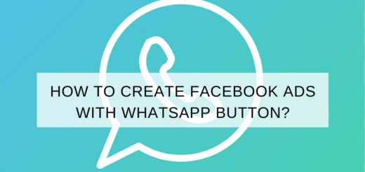 Facebook Ads with WhatsApp button1