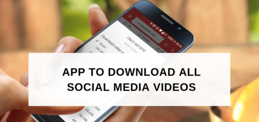 Free Twitter, Instagram, Facebook Video Downloader App Android (All-in-one)