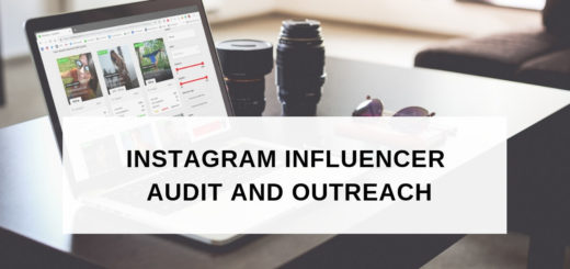 Influencer Instagram Audit with Real-time Influencer Outreach