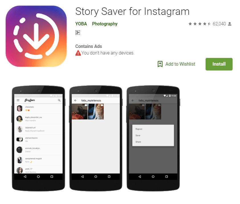 Instagram Story Video Download