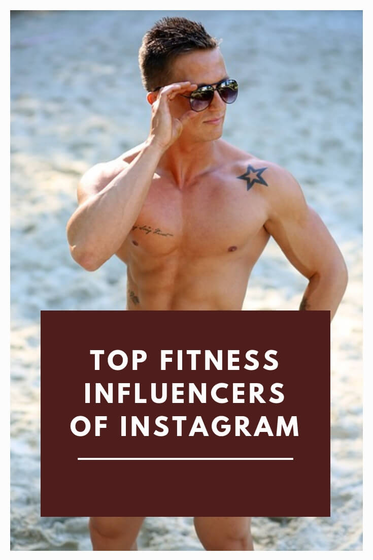 fitness influencers 2019